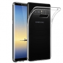 Samsung Galaxy Note 8 Clear Case Tpu Flexible Transparent Extra Protec
