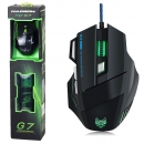 Hadron Hd-g8 2400dpi Gaming Mouse And Mouse Pad Combo