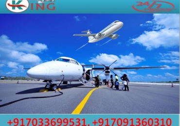 Reliable Patient Transfer Air Ambulance Service in Mumbai at Cheap Rate