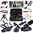 Gopro / Action Camera Accessories Travel Kit Full Set