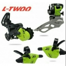 Ltwoo Bicycle 3×10 Gearset Yellow