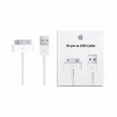 Apple Cable 30-pin To Usb Cable