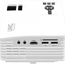 Unic Uc36 Led Projector 1000 Lumens 640*480 Pixels With Hdmi/av/usb/sd