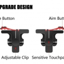 Ant Clothing L1 R1 Sensitive Shoot Aim Joysticks Physical Buttons For Game