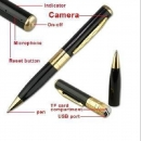 Spy Hd Pen Camera With Voice-video Recorder 32gb Inbuilt Usb