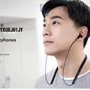 Xiaomi Lyxqej01jy Bluetooth Earphone Neckband Collar Earbuds