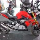 Bmw G310 R Red