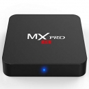 Mx Pro Amlogic S905w Android Tv Box 4k Quad Core 2gb 16gb Wifi Hdmi