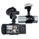 Genuine Dual Lens Dash Cam Car Dvr With Gps