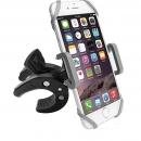 Universal Bike Phone Holder 360 Degree Rotatable With Handlebar Holder