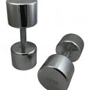 Dumbell Steel 20kg (pair)
