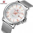 Naviforce Watch Nf9052 Silver