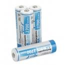 Goop 1.2v 2700 Mah Rechargeable Nimh Aa Battery 2pcs
