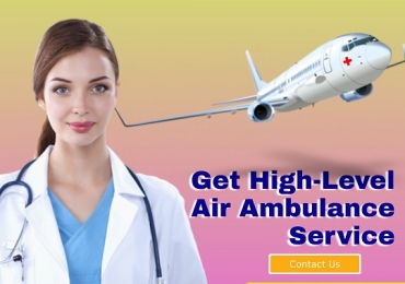 Book Emergency Medivic Air Ambulance Services in Delhi Right Now