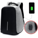 Anti-theft Bag Pack With Usb Port