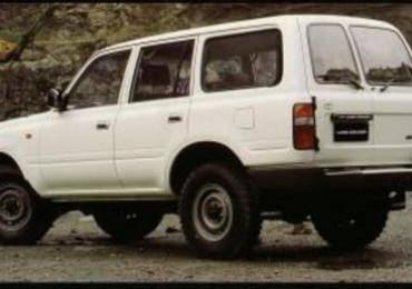 1992 Toyota Land Cruiser 2l – Nepal