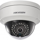 Hikvision 2mp Ir Fixed Dome Network Camera Ds-2cd2121g0-is (audio Io)