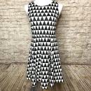 Black And White H&m Dress (brand New)