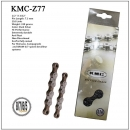 Kmc-z77 Bicycle Chain 7/8 Speed