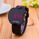 Soft Silicone Sports Watch Led Waterproof 2018