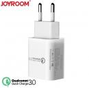 Joyroom Qc 3.0 18w Quick Usb Universal Fast Travel Charger Adapter