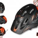 Laplace Matt Black Helmet Enduro Mountain Bike Bicycle