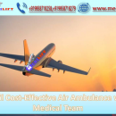 Remarkable and Supportive Medilift Air Ambulance Service in Allahabad