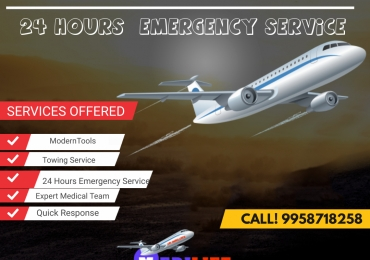 Experiencing Health Abnormalities? Medilift Air Ambulance Patna is Your Resort