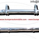 Mercedes W190 SL bumper set (1955-1963)