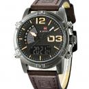 Naviforce Nf9095m Brown Dial