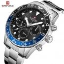 Naviforce Nf9147 Black Blue