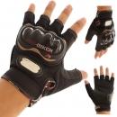 Probikers Half Motorbike Gloves
