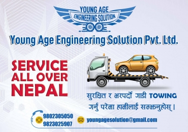 Vehicle Towing Service in Nepal