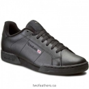Reebok Black Npc Ii Casual Shoes For Men-6836