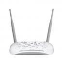300mbps Wireless N Adsl2+ Modem Router Td-w8961n
