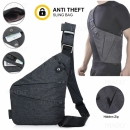 Ultra Slim Water Resistant Travel Carrying Anti Theft Bag