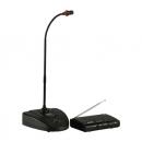 Ahuja Professional Vhf Wireless Desktop Pa Microphones-awm 630vg
