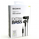 Sony Extra Bass Earphone Mdr-xb50 Comes With Box