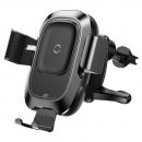 Baseus Smart Car Mount Gravity Air Vent Bracket Electric Auto Lock