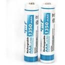 Goop 1.2v 1350 Mah Rechargeable Nimh Aaa Battery 2pcs
