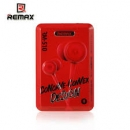 Remax Rm 510 In Ear Earphone Stereo Headset With Microphone