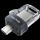 Sandisk 16gb Ultra Dual Usb Drive 3.0 – 130mb/s
