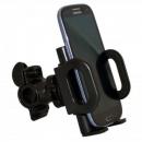 Bike Phone Holder / Bicycle Handle Phone Mount Holder Cradle