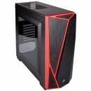 Corsair Carbide Series Spec-04 Mid-tower Gaming Case Red Cc-9011107-ww