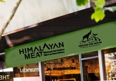 himalayan Meat Mart, Online meat supplier