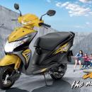 Honda Dio Dlx