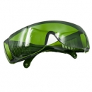 Cycling Full Safety Glass Green