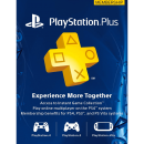 Playstation Plus Subscription 1 Year Us Version