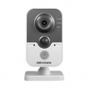 2mp Ir Hikvision Cube Wireless Network Camera Ds-2cd2420f-iw