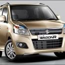 Wagon R Vxi 2013